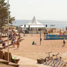 Profilo utente di Sunset Beach