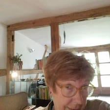 Henkilön Edna käyttäjäprofiili