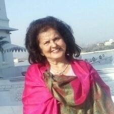 Profil utilisateur de Jagdish/Jackie
