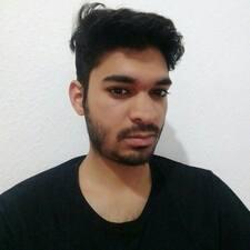 Användarprofil för Ganesh