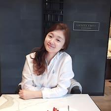 Kyunghee的用戶個人資料