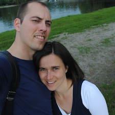 Profil utilisateur de Jennifer & Francois