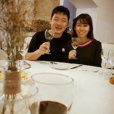 Jen Wei felhasználói profilja