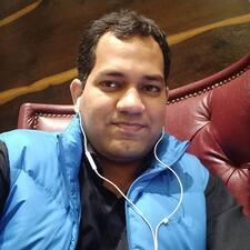 Profil Pengguna Abhijit