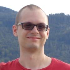 Pawel felhasználói profilja