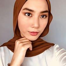 Syasya User Profile