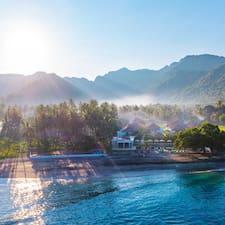 Lombok Travel Brukerprofil