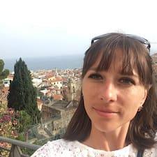 Irena User Profile
