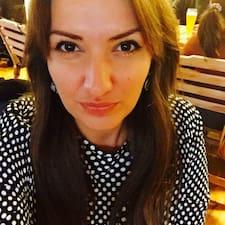 Cezara User Profile