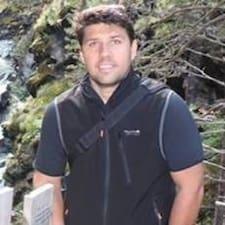 Augusto felhasználói profilja