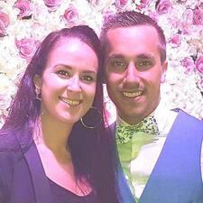 Rachel + Romain - Uživatelský profil