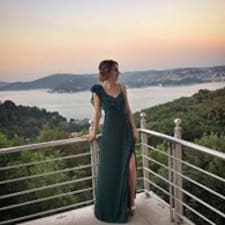Tuğçe - Uživatelský profil