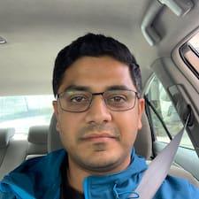 Användarprofil för Farrukh