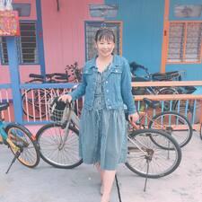 KuanJu felhasználói profilja