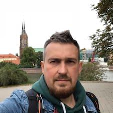 Henkilön Iaroslav käyttäjäprofiili