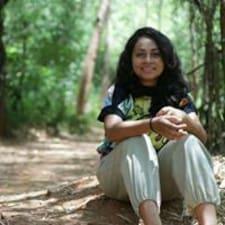 Henkilön Deepika käyttäjäprofiili