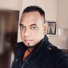 Profil utilisateur de Sherwin