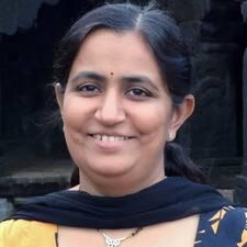 Jayashree的用戶個人資料