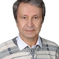Profil utilisateur de Александр Васильевич