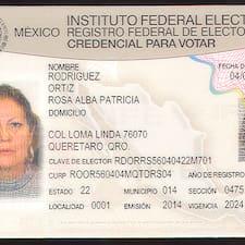 Alba Patricia User Profile