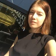 Profil utilisateur de Nadezhda