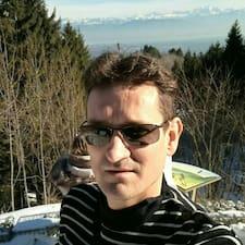 Stephane felhasználói profilja