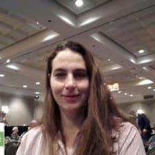 Sonya felhasználói profilja