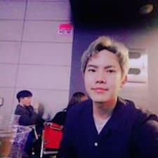 Henkilön Jonghyun käyttäjäprofiili