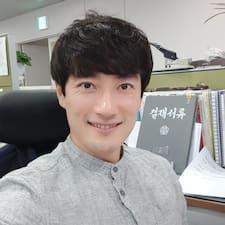 Användarprofil för Yong Ha