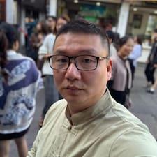 钱彬 felhasználói profilja