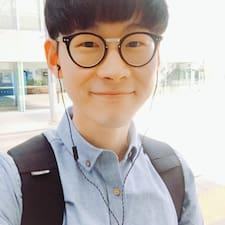 Sangjun User Profile