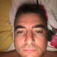 Profilo utente di Jean François