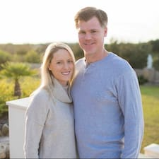 Brad And Kristin е супердомакин.