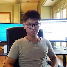 Yinghao的用戶個人資料