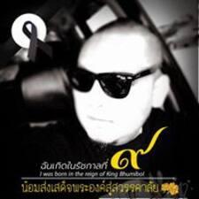 Profil korisnika ThaiTravel
