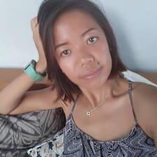 Profil utilisateur de Dinda