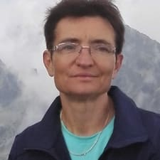 Profil utilisateur de Krisztina