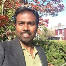 Arul Thangaduraiさんのプロフィール