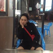 Perfil do usuário de Yixin