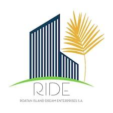 Профиль пользователя RIDE Vacation Rentals
