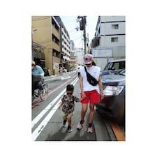Perfil do usuário de 수미