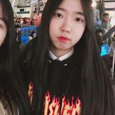 Perfil do utilizador de 도영