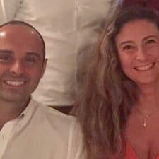 Profil Pengguna Riccardo & Federica
