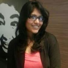 Profil utilisateur de Deepashree