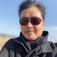 Jongkwan felhasználói profilja