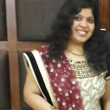 Perfil de l'usuari Rakshita