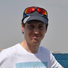 Profil Pengguna Vitalii