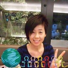 Gebruikersprofiel Kiyomi