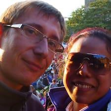 Profil utilisateur de Pavel And Sheila