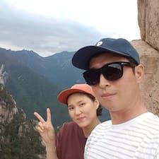 Användarprofil för Yoonjung